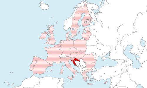 Banjalukaforum Com View Topic Hrvatska Usla U Eu